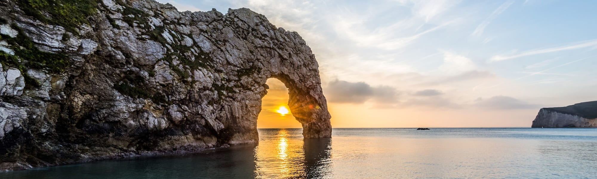 SWACP banner image of the Durdle Door